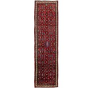 Link to 3' 6 x 13' 5 Hossainabad Persian Runner Rug