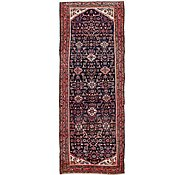 Link to 3' 9 x 10' 11 Hossainabad Persian Runner Rug