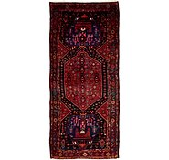 Link to 4' 6 x 10' 11 Koliaei Persian Runner Rug