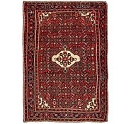 Link to 4' 3 x 6' 9 Hossainabad Persian Rug