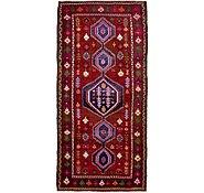 Link to 4' 6 x 9' 4 Hamedan Persian Runner Rug