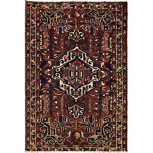 Unique Loom 4' 4 x 6' 6 Bakhtiar Persian Rug