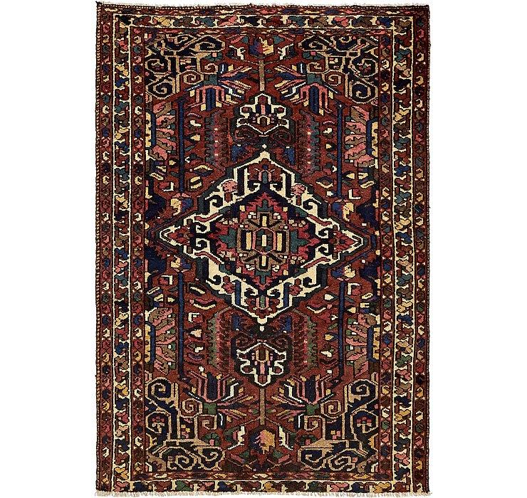4' 4 x 6' 6 Bakhtiar Persian Rug