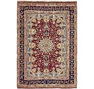 Link to 6' 4 x 9' 2 Mashad Persian Rug