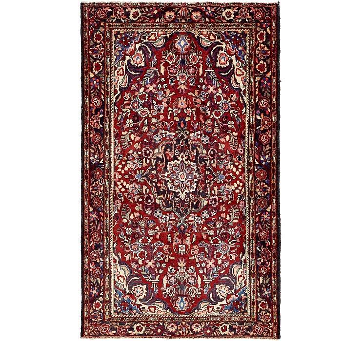 4' 11 x 8' Borchelu Persian Rug
