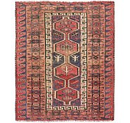 Link to 4' 8 x 5' 10 Shiraz Persian Rug