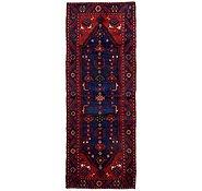 Link to 3' 9 x 9' 11 Hamedan Persian Runner Rug