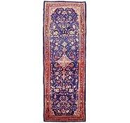 Link to 3' 10 x 10' 10 Farahan Persian Runner Rug