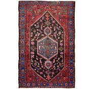 Link to 4' 9 x 7' 6 Khamseh Persian Rug