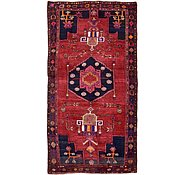 Link to 4' 11 x 9' 3 Hamedan Persian Rug