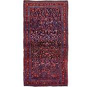 Link to 127cm x 255cm Koliaei Persian Runner Rug