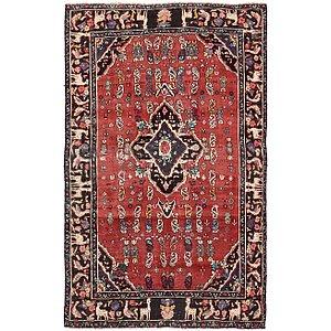 130cm x 203cm Gholtogh Persian Rug