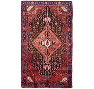 Link to 4' 9 x 8' Hamedan Persian Rug
