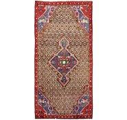 Link to 3' 11 x 8' 2 Koliaei Persian Runner Rug