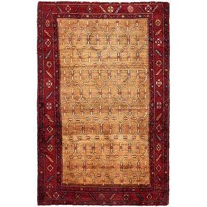 4' 11 x 7' 7 Koliaei Persian Rug