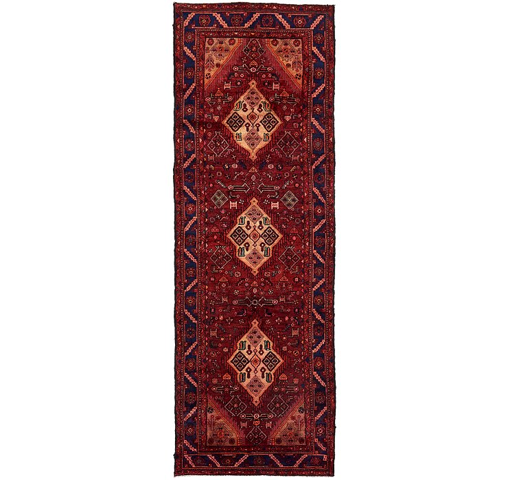 3' 5 x 10' 4 Darjazin Persian Runner...