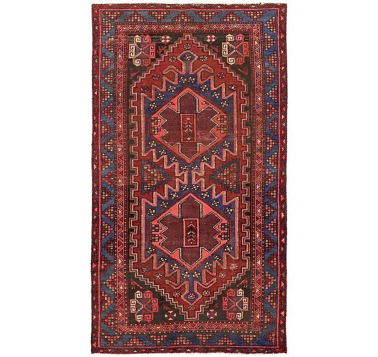 122cm x 225cm Zanjan Persian Rug