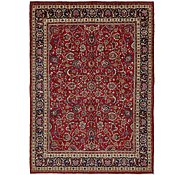 Link to 9' 8 x 13' 5 Mashad Persian Rug