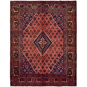 9' 9 x 12' 6 Joshaghan Persian Rug