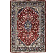 Link to 8' 9 x 12' 8 Kashan Persian Rug
