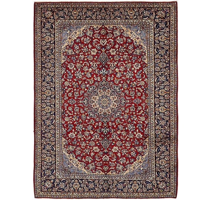 9' 10 x 13' 6 Isfahan Persian Rug