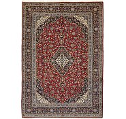 Link to 9' 2 x 12' 10 Kashan Persian Rug