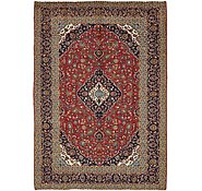 Link to 9' 6 x 13' 4 Kashan Persian Rug