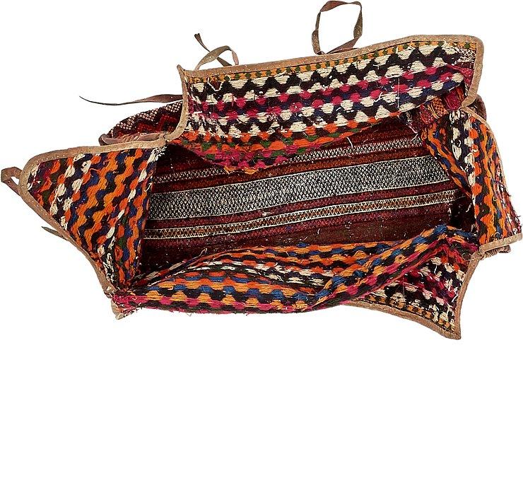 6' x 8' 5 Saddle Bag Rug
