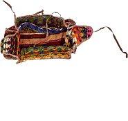 Link to 4' 5 x 7' 11 Saddle Bag Rug