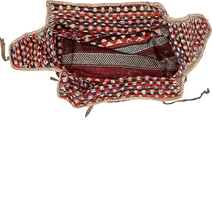 5' x 7' 9 Saddle Bag Rug