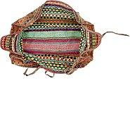 Link to 4' 11 x 7' 11 Saddle Bag Rug