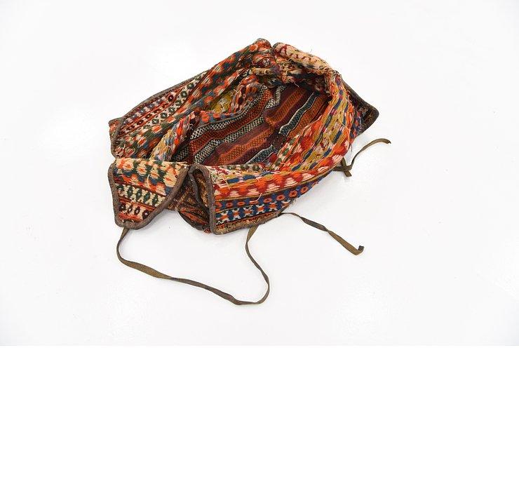 5' 3 x 6' 9 Saddle Bag Rug