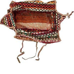 5' 6 x 7' Saddle Bag Rug
