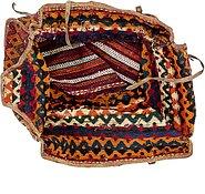 Link to 5' 2 x 7' 7 Saddle Bag Rug