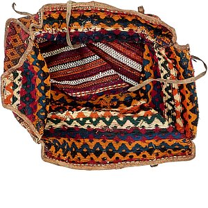 5' 2 x 7' 7 Saddle Bag Rug