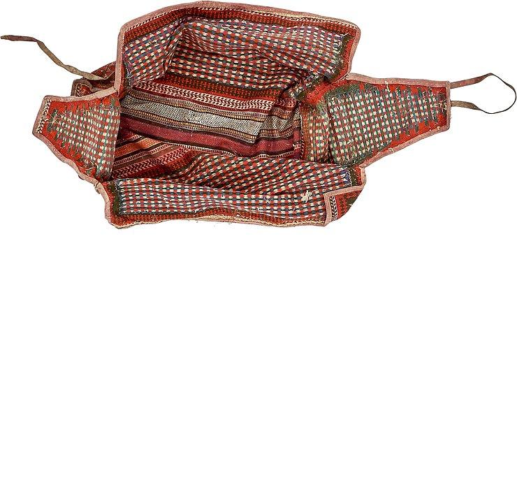 5' 6 x 9' Saddle Bag Rug