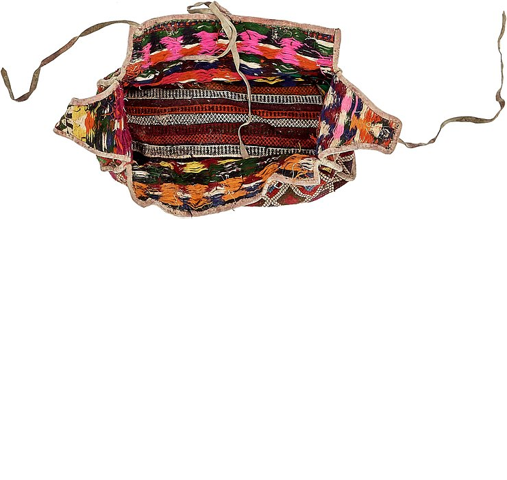 4' 4 x 7' 5 Saddle Bag Rug