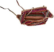 Link to 4' 3 x 6' 11 Saddle Bag Rug