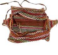 Link to 5' 8 x 7' 3 Saddle Bag Rug