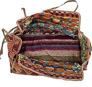 Link to 5' 6 x 7' 1 Saddle Bag Rug