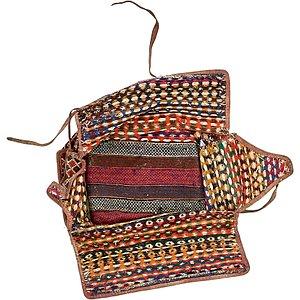 Unique Loom 5' 1 x 6' Saddle Bag Rug