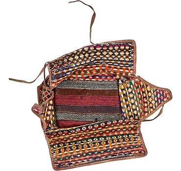 155x183 Saddle Bag Rug