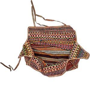 5' 1 x 7' 9 Saddle Bag Rug