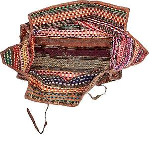 4' 7 x 6' 5 Saddle Bag Rug