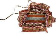 Link to 5' 5 x 8' 5 Saddle Bag Rug