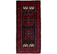 Link to 4' 2 x 9' 3 Koliaei Persian Runner Rug