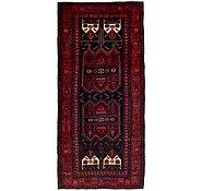 Link to 4' 2 x 9' 3 Koliaei Persian Runner Rug