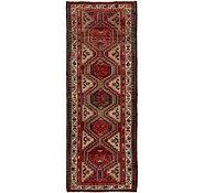 Link to 135cm x 368cm Meshkin Persian Runner Rug