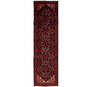 Link to 3' 6 x 13' 8 Hossainabad Persian Runner Rug