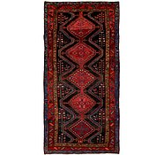 Link to 4' 6 x 9' 5 Chenar Persian Runner Rug